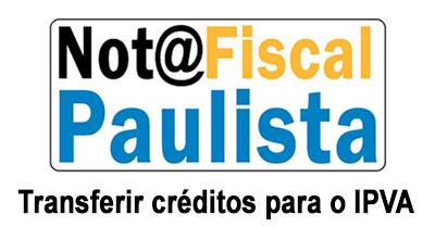 Como transferir os créditos da Nota Paulista para o IPVA