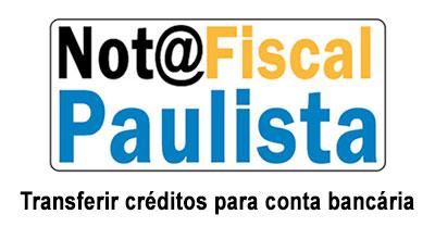 Como resgatar os créditos da Nota Paulista para contas bancárias