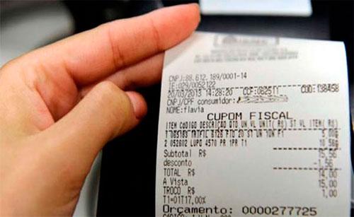 Nota Fiscal Paulista bloqueia prêmio de sorteio por suspeita de fraude