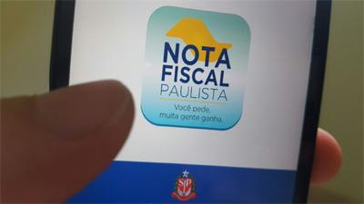 Como transferir créditos pelo aplicativo da Nota Fiscal Paulista